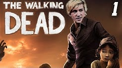 xQc Plays The Walking Dead w/chat #1