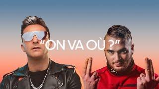 L'Algérino feat JUL - On va où (Lyric Video)