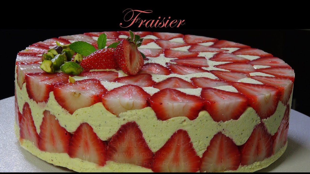 Strawberry gateau recipe mary berry