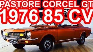 PASTORE Ford Corcel GT 1976 MT4 FWD 1.4 85 cv #Corcel