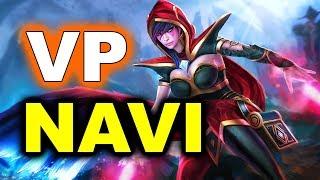 NAVI vs VP - CIS BATTLE - MDL MACAU 2017 DOTA 2