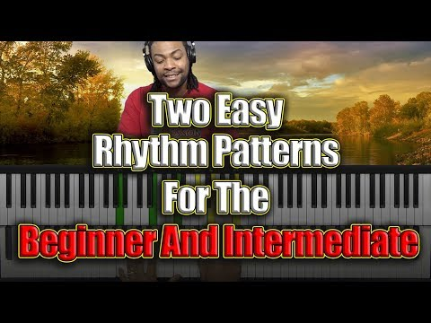 #69: Two Simple Rhythm Patterns For Beginners And Intermediates