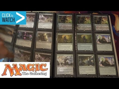 Magic The Gathering Cards Standard Buy Sell Trade Binder