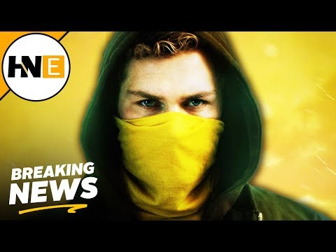 Marvel & Netflix Officially Cancel Iron Fist