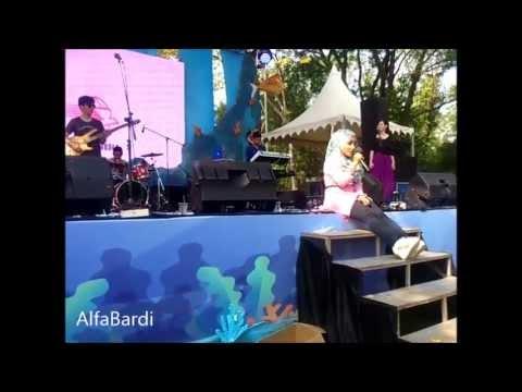 Fatin Shidqia - Kekasih-Mu - Ecopark Ancol Off Air 20 Sept 2013