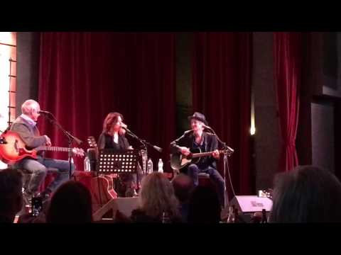 "Rosanne Cash with Rodney Crowell ""I Don't Know Why You Don't Want Me"" at the First & Worst City Win"