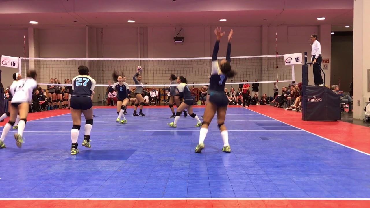 mizuno long beach rockstar volleyball club 15u gold
