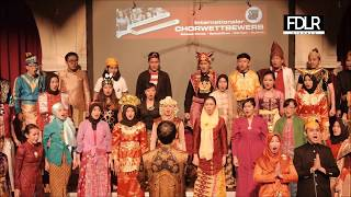 Unpad Choir - Benggong | 54. Internationaler Chorwettbewerb Spittal an der Drau