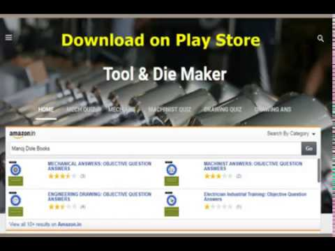 Tool Die Maker – Apps on Google Play