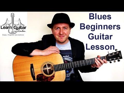 beginners easy blues guitar lesson drue james got the blues free tab youtube. Black Bedroom Furniture Sets. Home Design Ideas