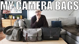 Camera Bags Comparison   What This Wedding Photographer Uses.