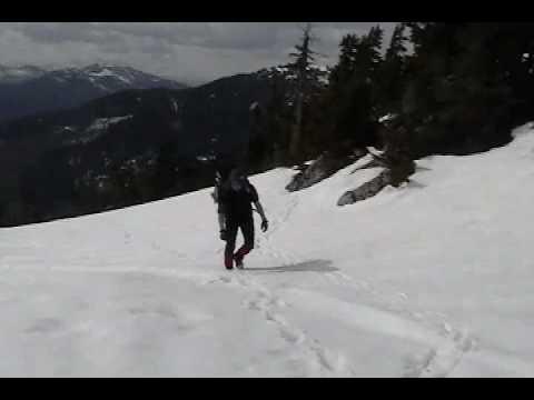 Fools Gold Route - Mamquam Pass