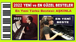 2020 En Yeni Türkü Bestesi AŞKINLA THM Türk Halk Müziği Son Çıkan Türküler, Piyano Güneş Yakartepe