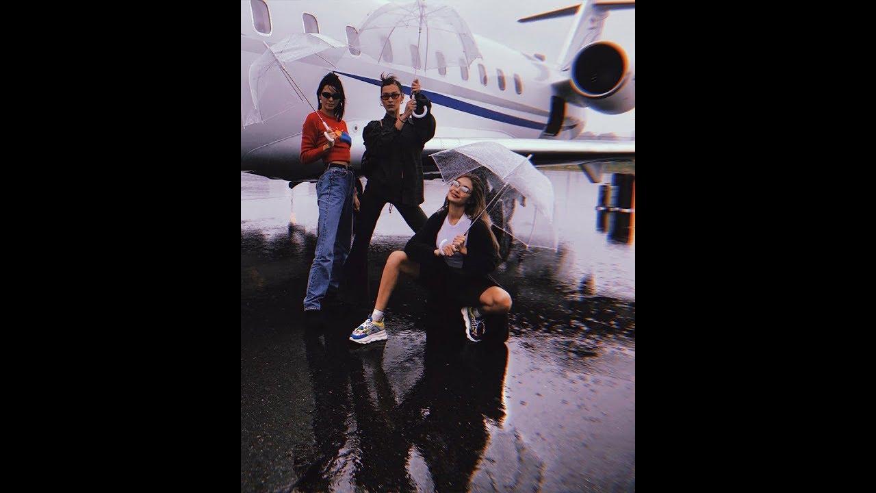 Gigi Hadid Instagram Stories ft. Taylor Swift, Yolanda Hadid, Mohamed Hadid, etc. 2019 Part 1