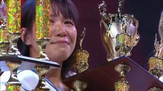 Финал Чемпионата мира по Карате Киокусинкай 2015 женщины 60 кг(Финал женщины 60 кг. Фаттахова Гузель (Россия) против Эмы Маквелл (Великобритания), 2015-10-09T09:31:38.000Z)