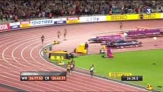 Mondiaux d'Athlétisme : Mo Farah en route vers l'histoire !