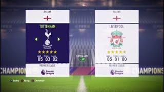 Тоттенхэм Ливерпуль прогнозы на  матч и ставки на спорт