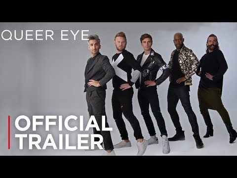 The Trailer For Season 3 Of 'Queer Eye' Will Bring Tears To Your Eyes