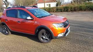Dacia Sandero Stepway 2018 4K