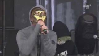 "Hollywood Undead - ""Sell Your Soul"" (Live @ Rock am Ring 2011) [2/9]"