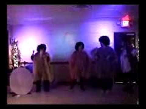 Family Medical Specialty Clinic Christmas Karaoke 2010 Part 5