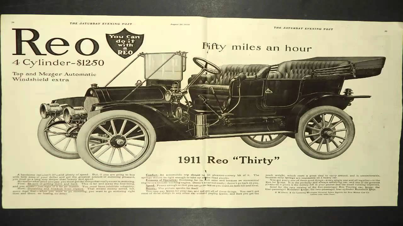 Antique Cars, Antique Trucks, Rare Motorcycle Ads Auction - YouTube
