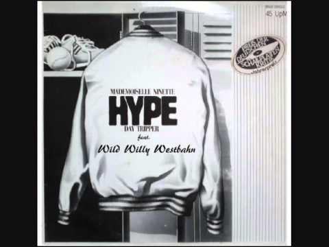 Wild Willy Westbahn feat. HYPE  - Mademoiselle Ninette (MAXI Vinyl Version)