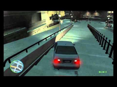 GTA IV - como matar sua namorada