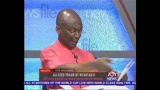 Alleged Fraud By Nyantakyi - Newsfile on JoyNews (26-5-18)