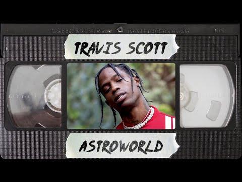 Travis Scott x NAV -