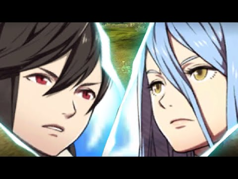 Fire Emblem Fates - All Allies Critical Hit/Skill Activation Quotes Showcase (60FPS)