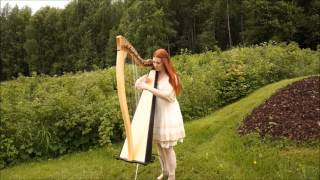 Rose of May from Final Fantasy IX on the harp
