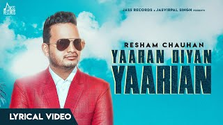 Yaaran Diyan Yarrian Resham Chauhan Free MP3 Song Download 320 Kbps