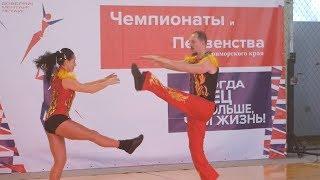 Акробатический рок-н-ролл во Владивостоке!