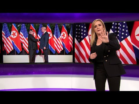 Canadian Enemies & Nuclear Friends | June 13, 2018 Act 1 | Full Frontal on TBS