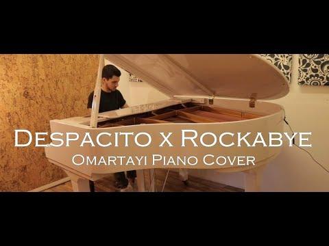 Luis Fonsi - Despacito ft. Daddy Yankee, Justin Bieber | Clean Bandit - Rockabye Mashup Piano Cover