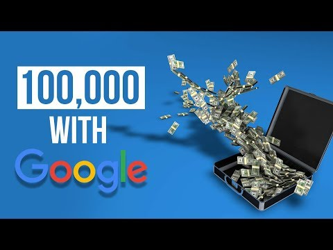 Stupid Simple Way To Make 100k (GOOGLE MONEY) Online In 2019