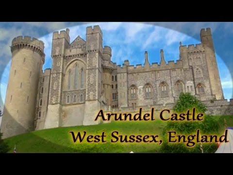 England Tourist Arundel Castle