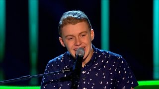 Ryan Green performs 'Magic' - The Voice UK 2015: Blind Auditions 1 – BBC One