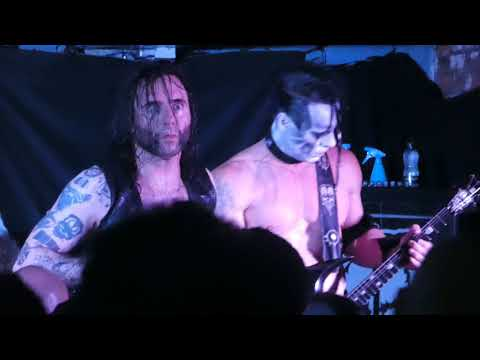 Doyle live at the factory manchester 28 March 2018