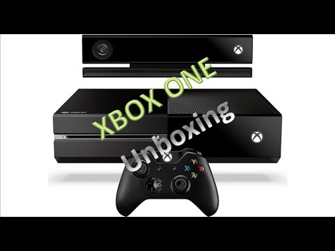 Xbox One - Unboxing, instalando e jogando