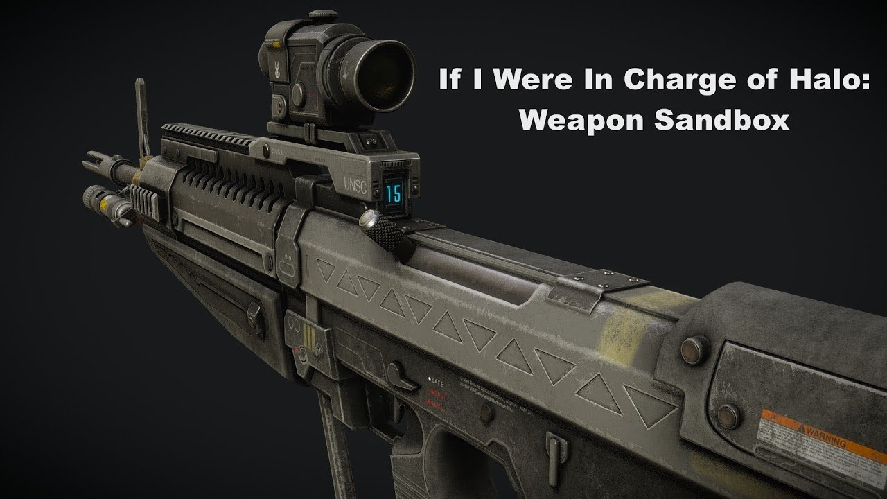 If I Were In Charge of Halo Infinite, Pt 1: The Weapon Sandbox thumbnail