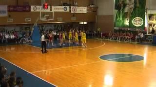Финал России по баскетболу Девушки 1999 г.р.