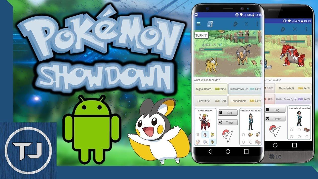 pokemon battle simulator apk