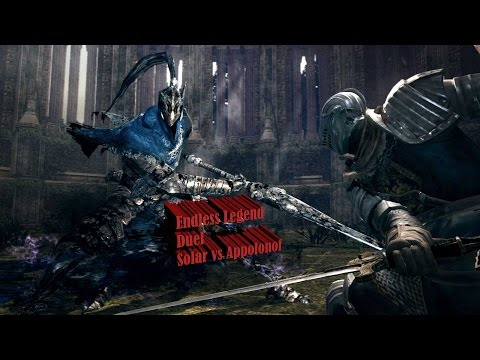 1vs1 Endless Legend (часть 2) Duel. Solar vs Appolonof