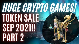 Crypto Games Altcoins About to Explode in 2021 - Don't Miss!!