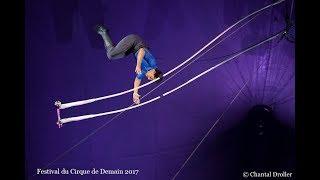 Korri Singh Aulakh - Swinging Trapeze - Festival Mondial du Cirque De Demain 2017