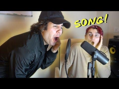 WE MADE A SONG! ft. David Dobrik & Jason Nash