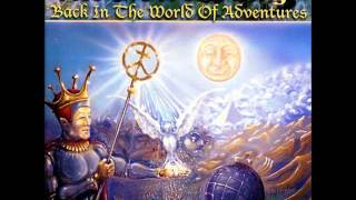 The Flower Kings - Back in the world of adventures (Full album)