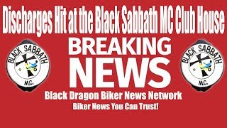 Discharges Find Their Mark at the Black Sabbath MC Clubhouse
